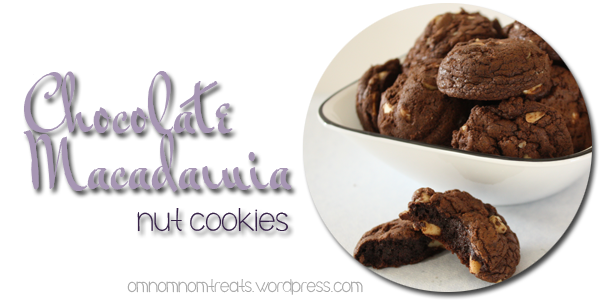 Chocolate Macadamia Nut Cookie