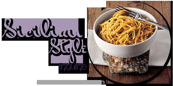Sicilian Linguine
