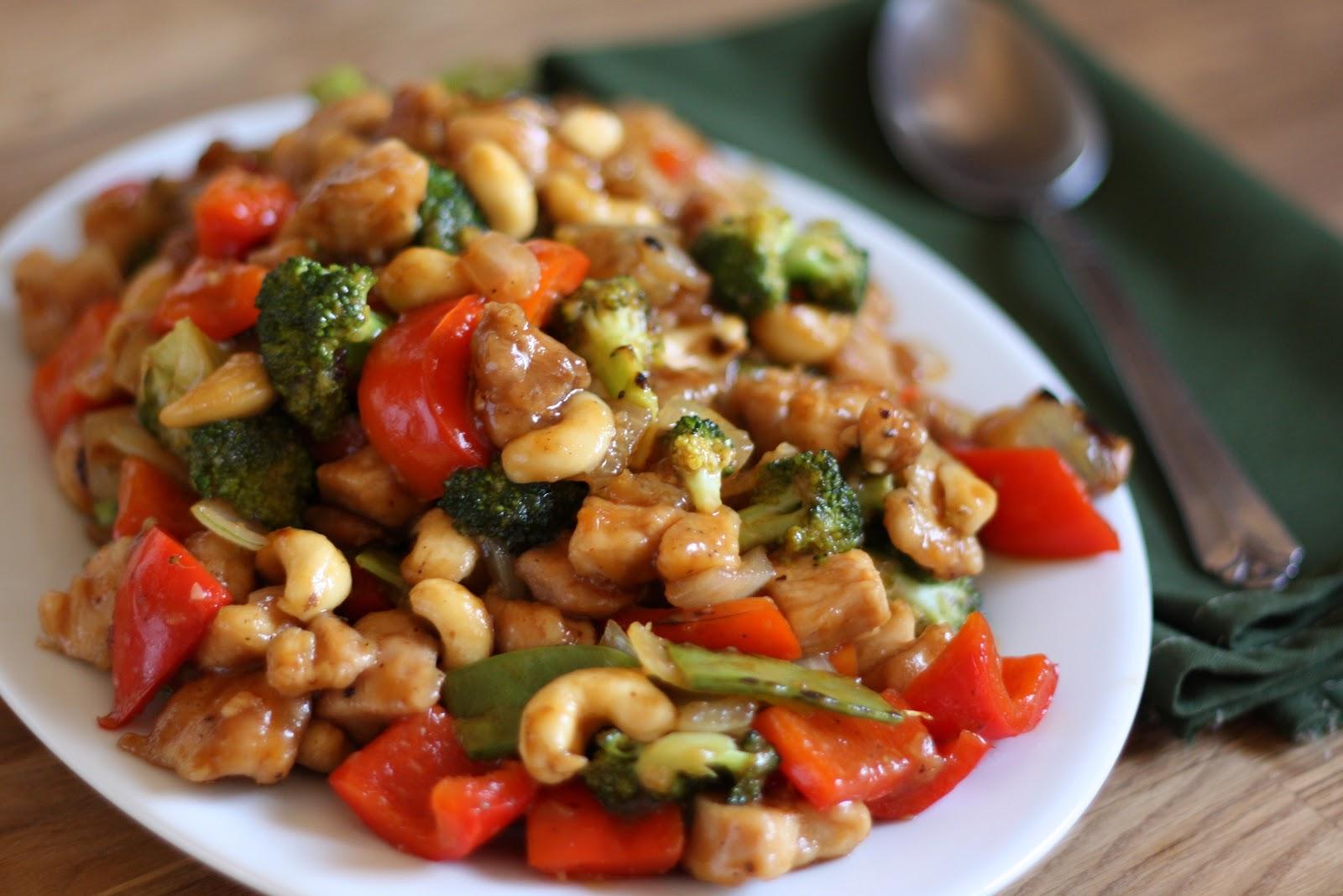 Cashew Chicken Recipes — Dishmaps
