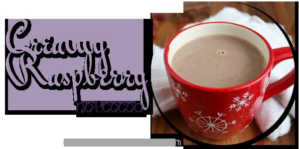 Creamy Raspberry Hot Cocoa