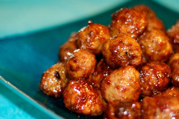 Chipotle Chicken Meatballs