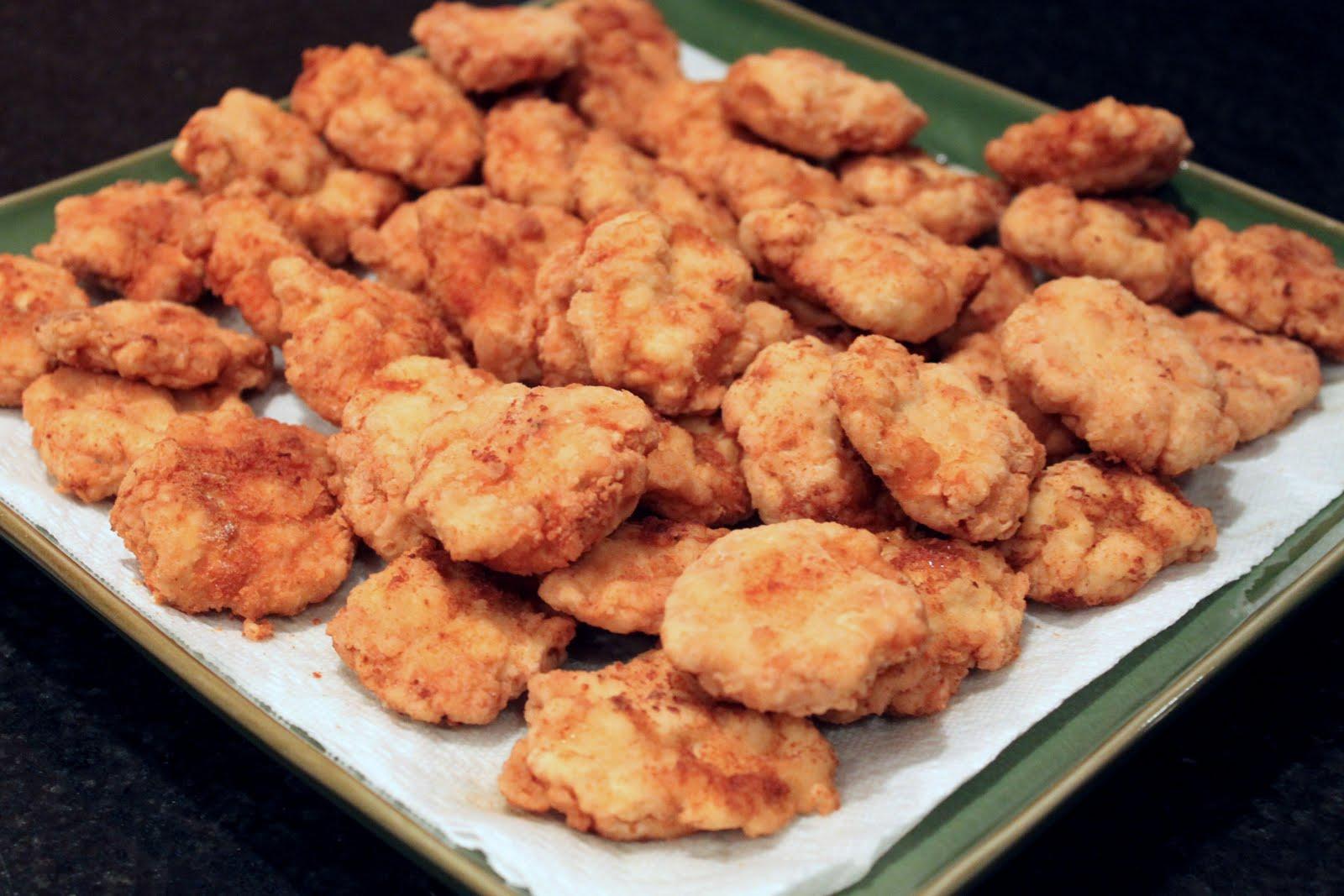 Homemade Chicken Nuggets | Om Nom Nom - Eats & Treats