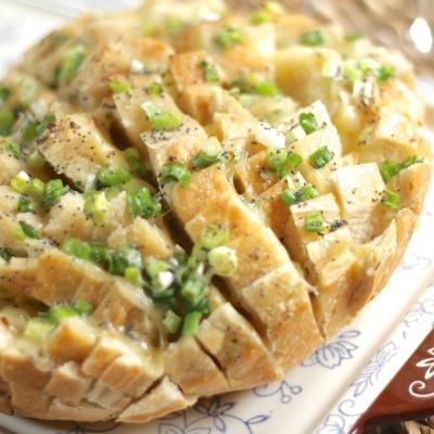 Bloomin' Onion Bread