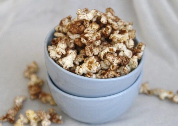 Cocoa Lover's Popcorn