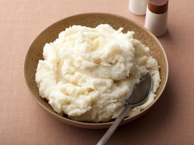 Garlic Mashed Potatoes; Paula Deen