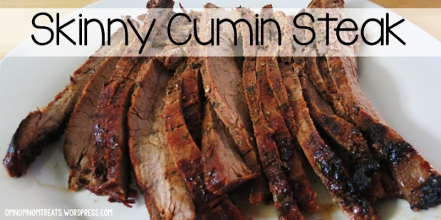 Skinny Cumin Steak