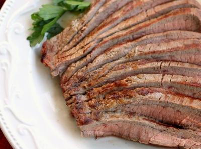 Skinny Cumin Steak