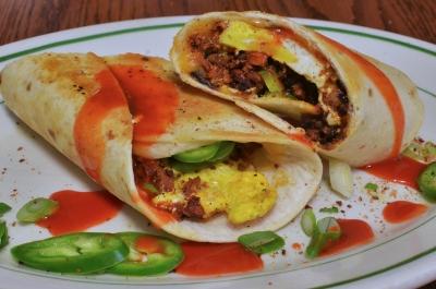Eggchilada