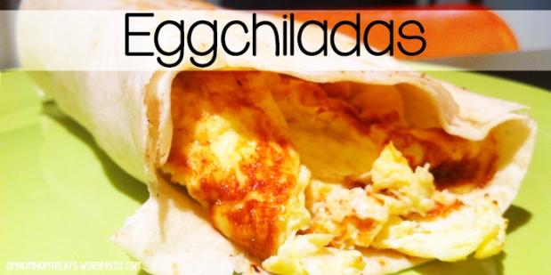 Eggchiladas
